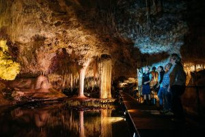 Limestone caves Margaret River Wine Region