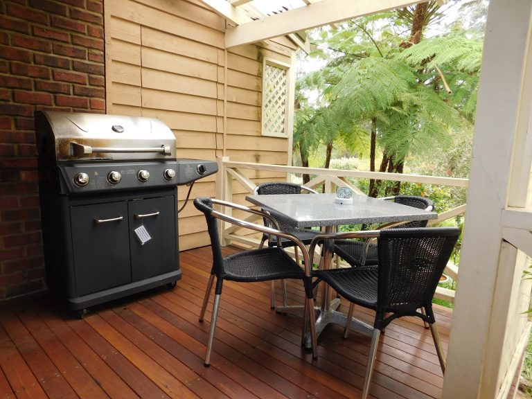 Family Room Barbeque