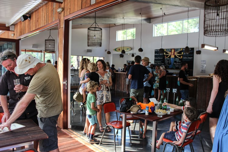 Brewhouse Brewery Margaret River 3 minutes walk from Edge Of The Forest Motel