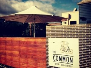 The Common Bistro at Gnarabup Beach
