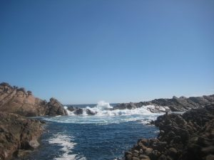 Canal Rocks just 25 minutes drive from Edge Of The Forest Margaret River Accommodation