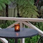 Decked patios are a great way to relax at the end of the day at this Accommodation Margaret River
