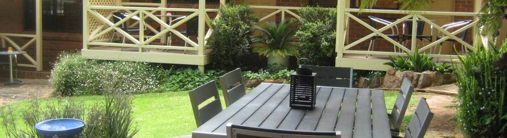 Barbeque and outdoor dining available at this affordable Accommodation in Margaret River
