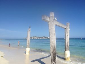 Hamelin Bay old jetty