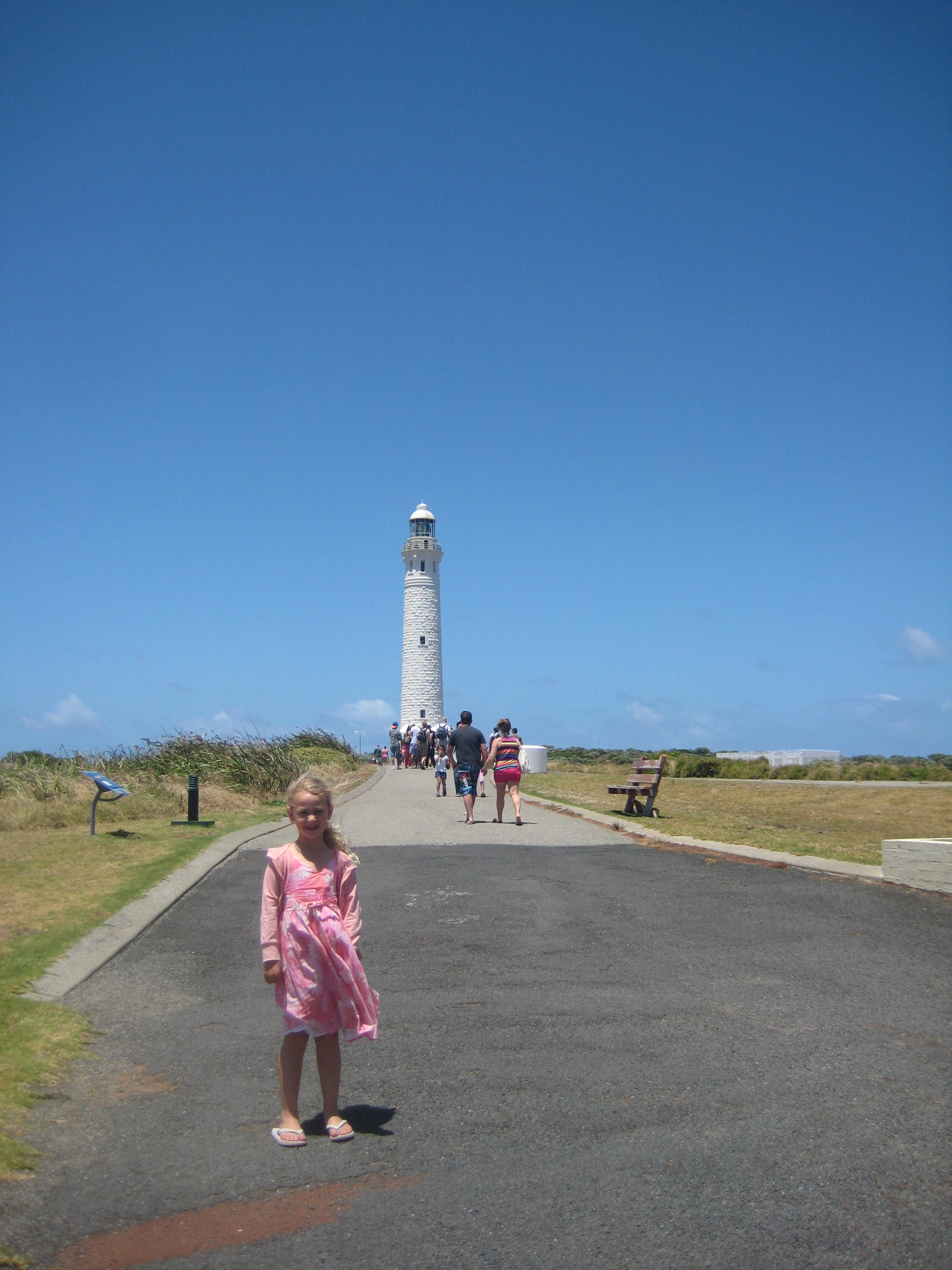 Cape Leeuwin Lighthouse in Augusta