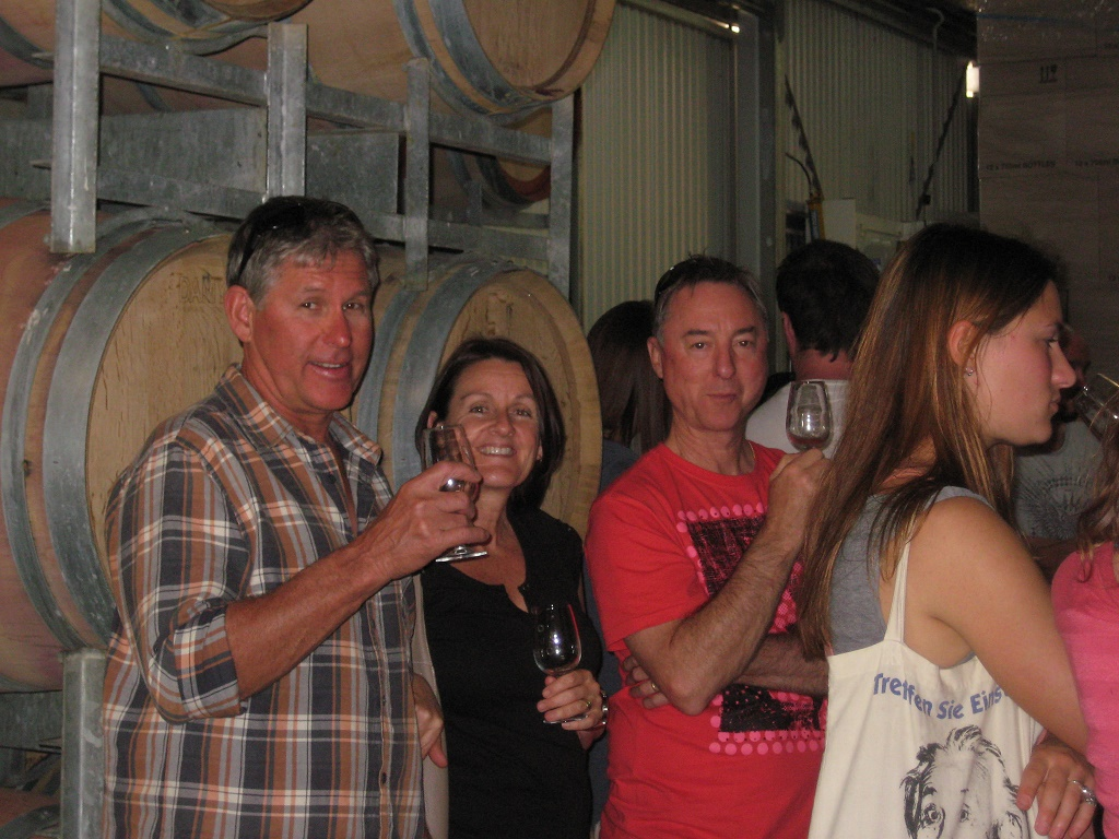 Cellar Door Wine Tasting